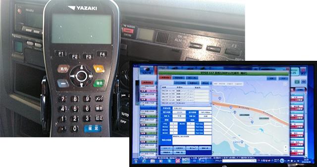 GPS運行管理システム